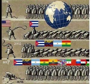 Vignetta su Cuba-USA